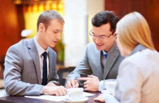 Business Meeting - Time to Hire - Hiring and Managing a Sales Team