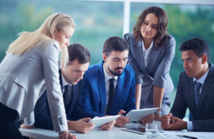 Collaborating Meeting - Time to Hire - Hiring Sales Reps