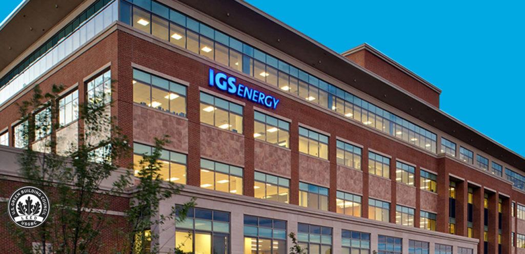 its energy headquarters