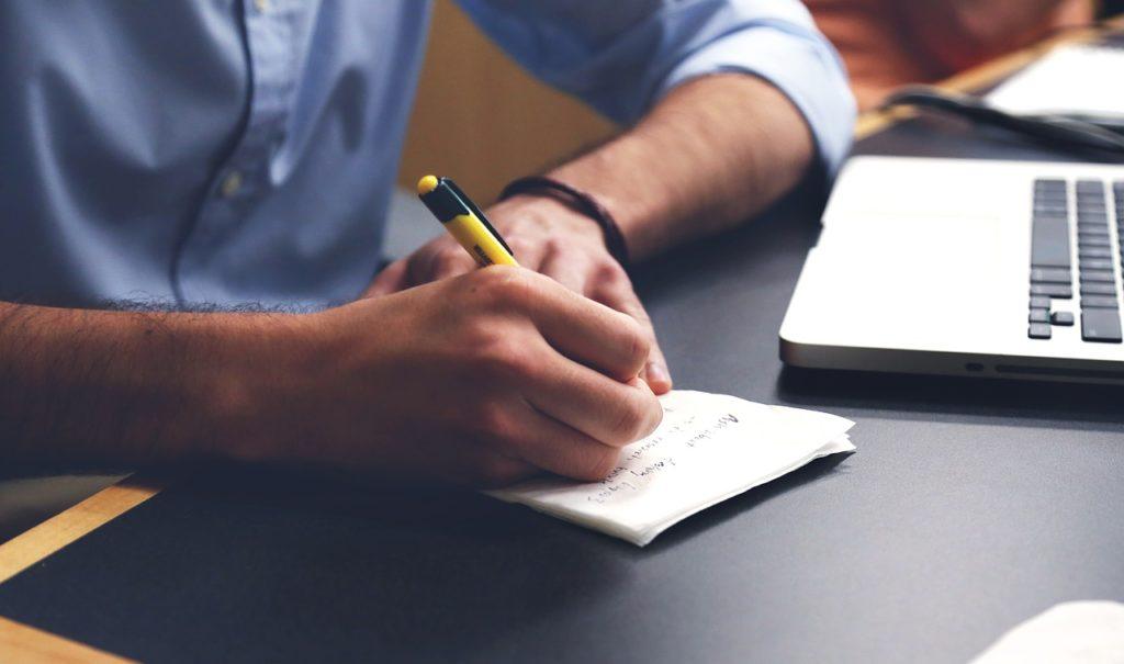 Creating a sales job description